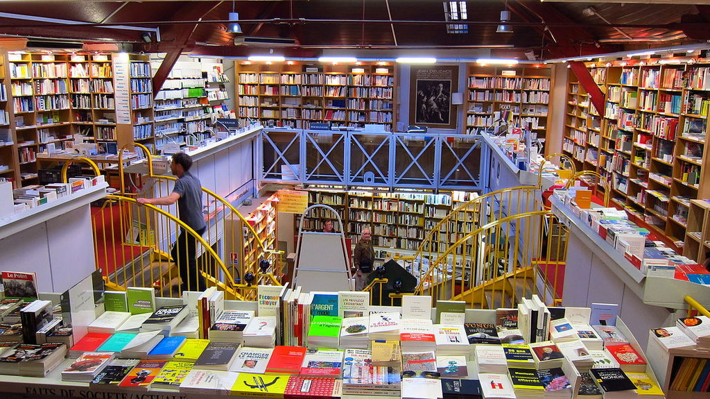 Librairie Ombres Blanches, Toulouse, France