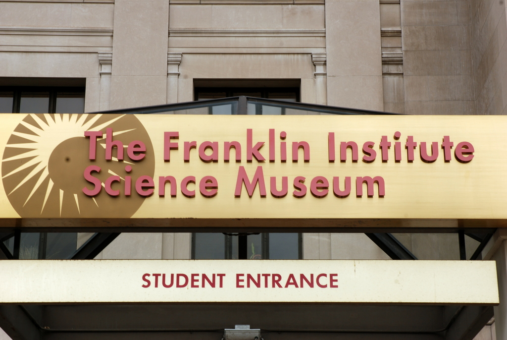 Franklin Institute Science Museum, Philadelphie, Pennsylvanie, É.-U.
