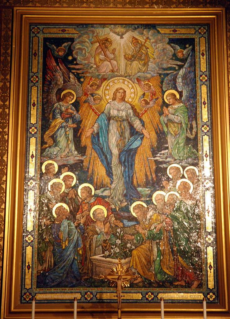 Cathedral Basilica of Saints Peter and Paul, Philadelphie, Pennsylvanie, É.-U.
