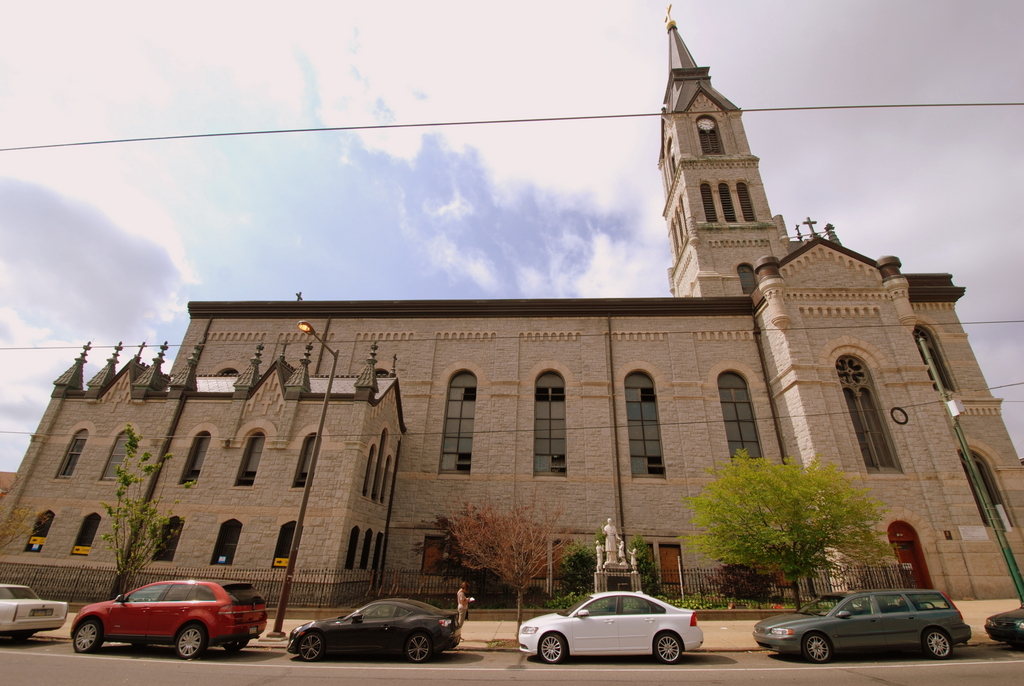 St Peter the Apostle Church, Philadelphie, Pennsylvanie, É.-U.