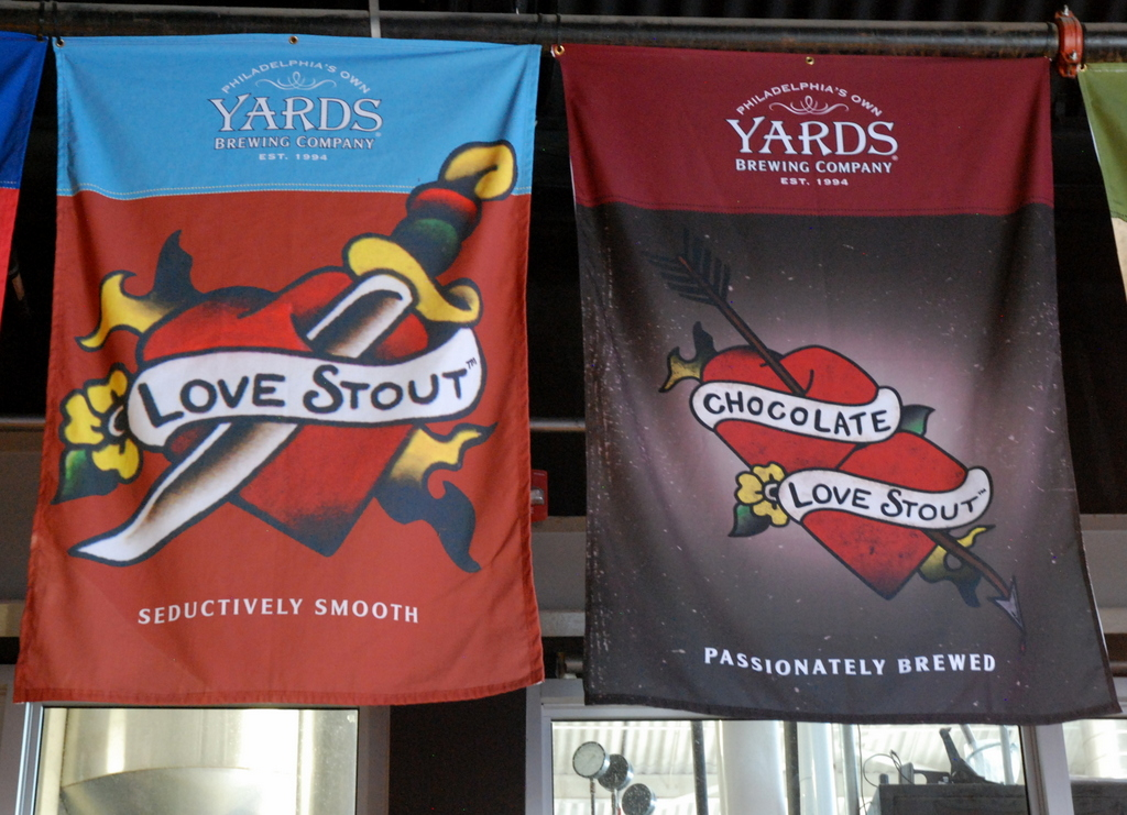 Yards Brewing Company, Philadelphie, Pennsylvanie, É.-U.