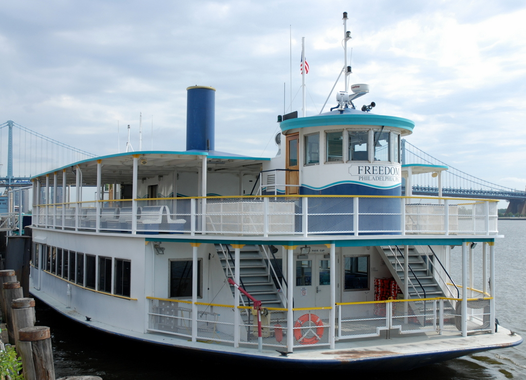 River Link Ferry, Philadelphie, Pennsylvanie, É.-U.