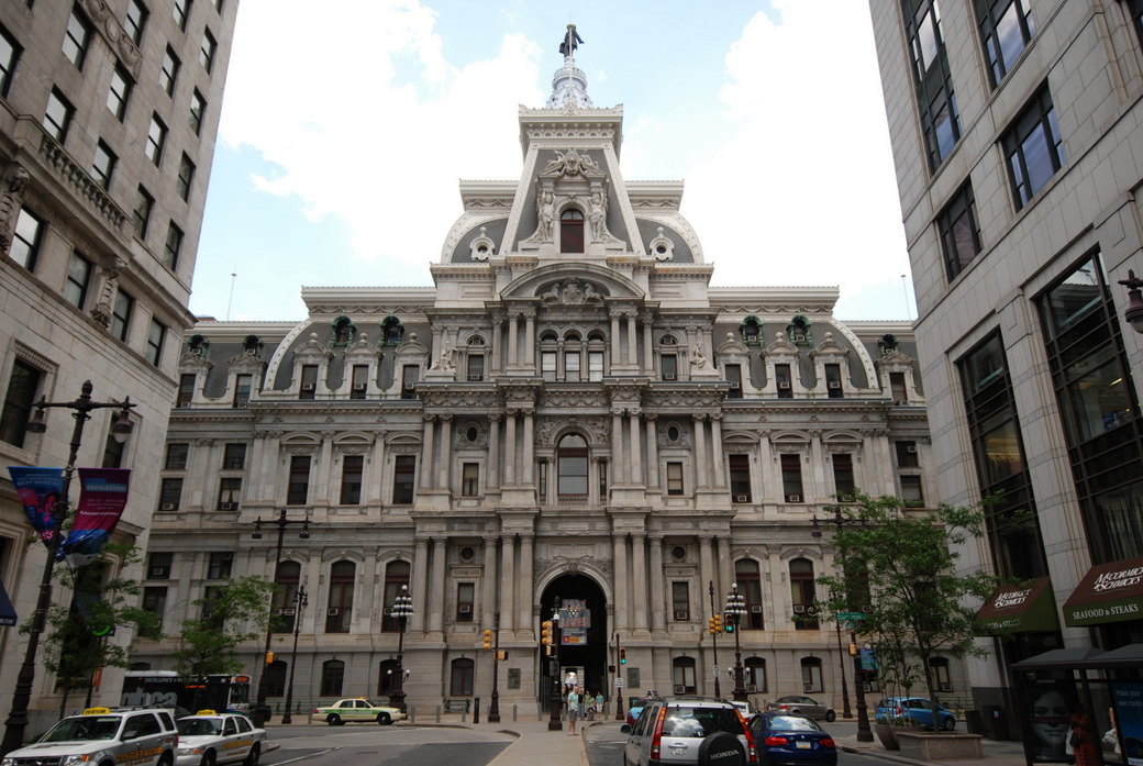 City Hall, Philadelphie, Pennsylvanie, É.-U.