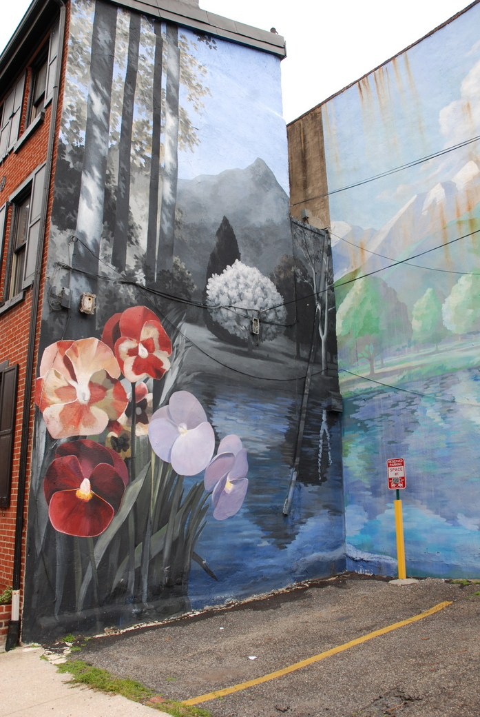 Mural Arts Program, Philadelphie, Pennsylvanie, É.-U.