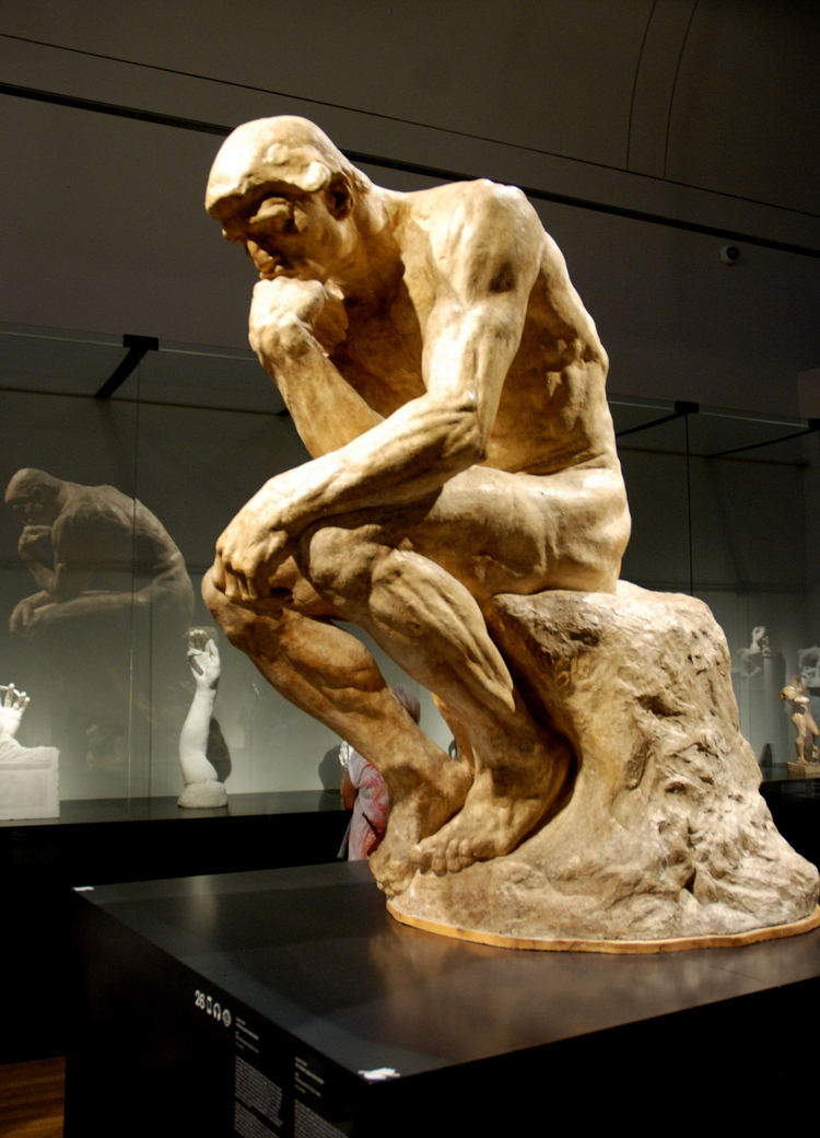 Auguste Rodin, MBAM, 2015