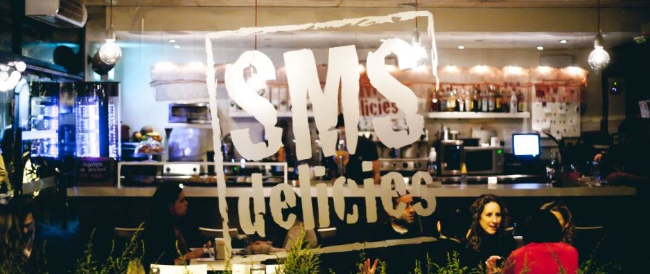 SMS Delicies, Barcelone, Espagne.