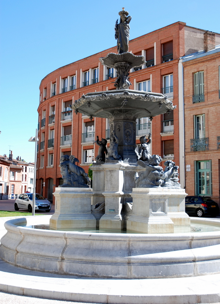 Fontaine Olivier, Toulouse, France