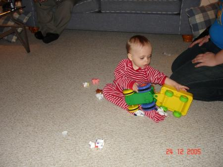 Noël 2005.
