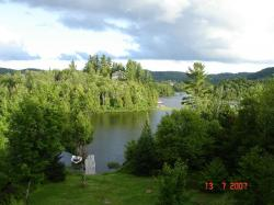 Lac Saint-Joseph, St-Adolphe-d'Howard.