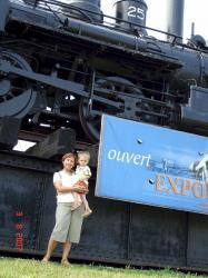 ExpoRail, Musée ferroviaire canadien.