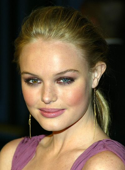 Yeux vairons de Kate Bosworth