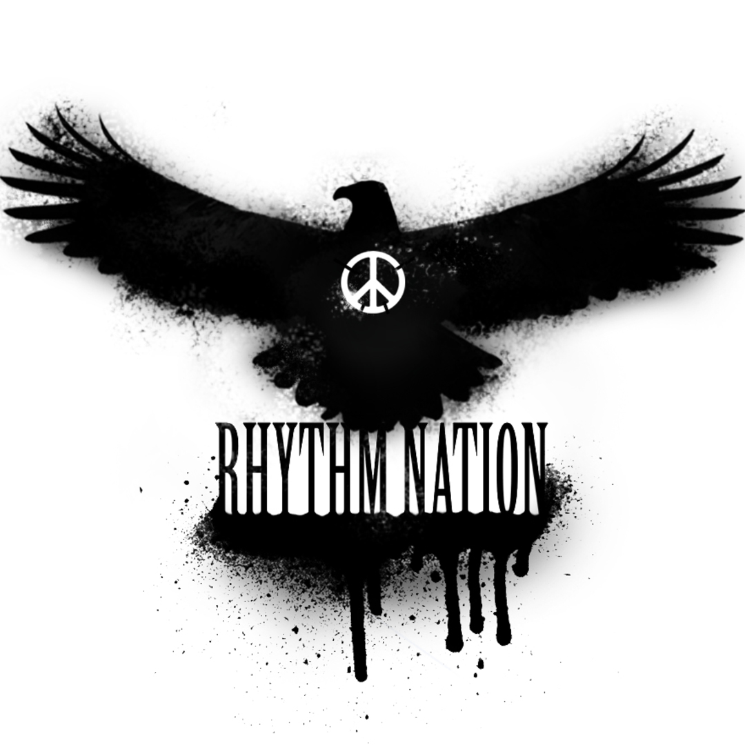 Rn records logo peaceeaglesm003