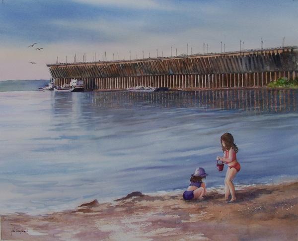Ashland beach