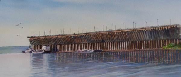 West side ore dock