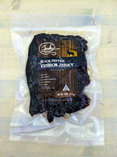 Black Pepper Venison Jerky Big Pack