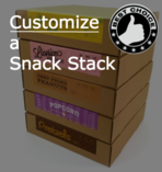 Build Your Own Snack Stack