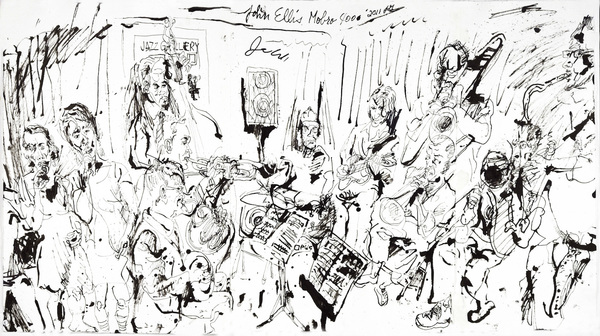 John ellis mobro 4000 at jazz gallery 2011