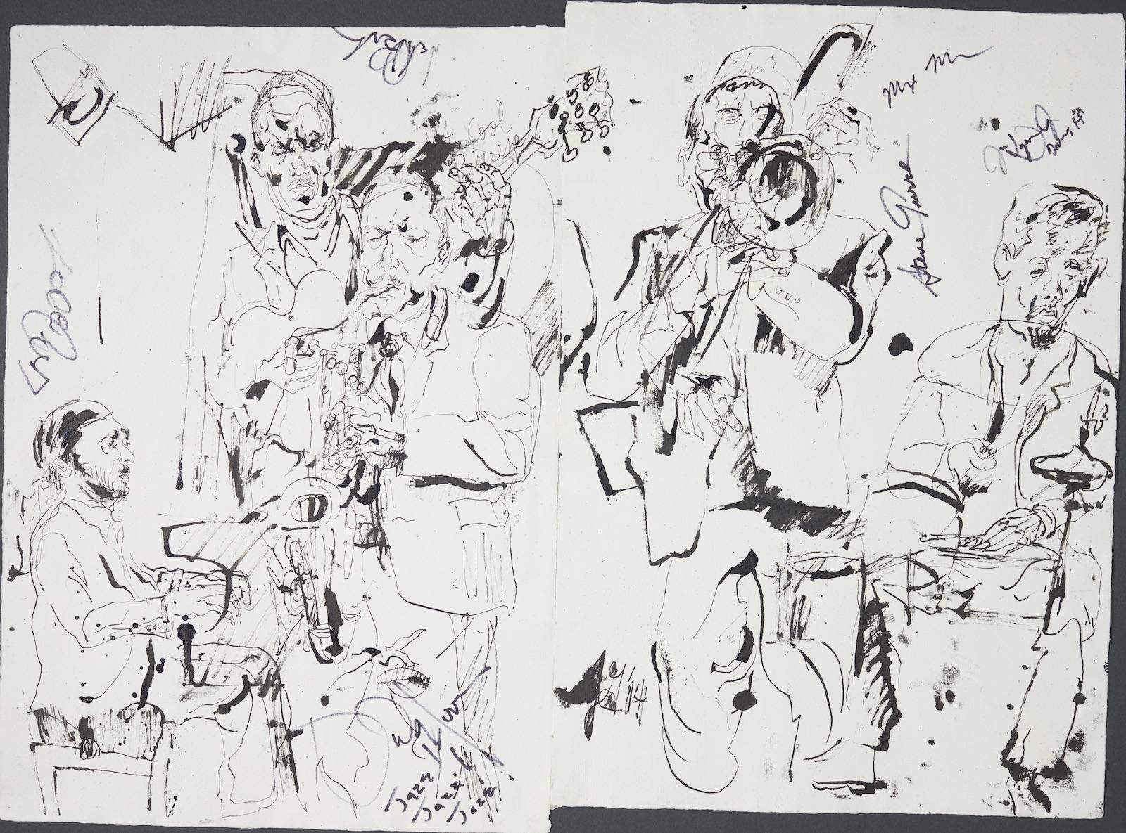 Donald harrison quintet at jazz standard 2014