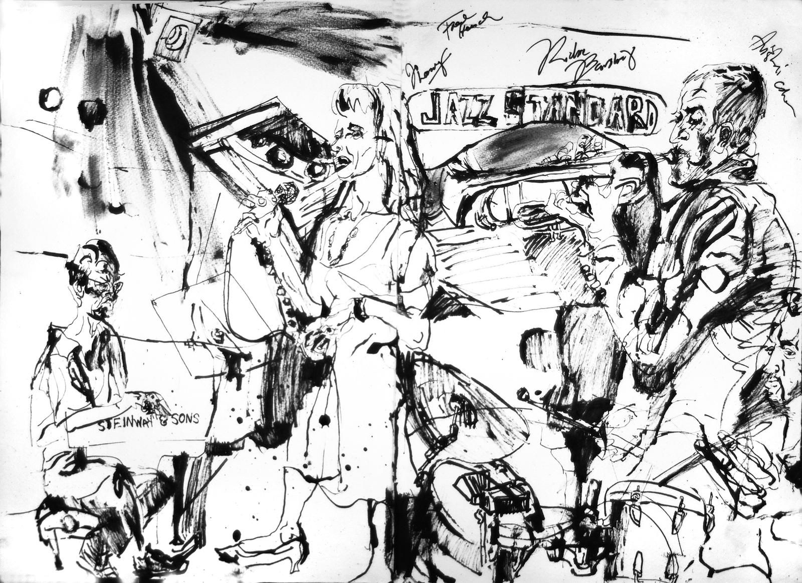 Fred hersch quartet featuring jo lawry 2011