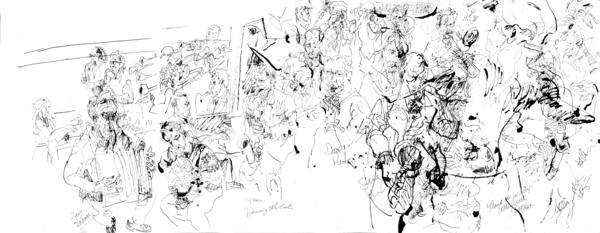 Maria schneider orchestra at jazz standard 2014
