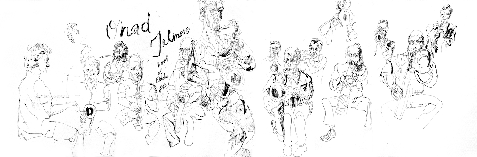 Ohad talmor's book of etudes orchestra at jazz gallery 2015