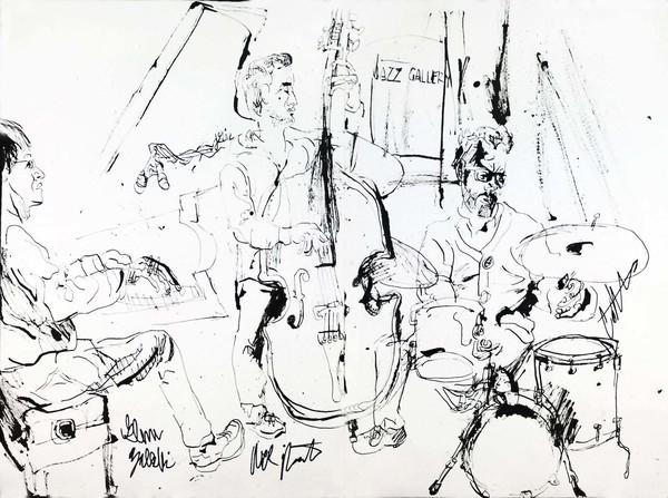 Colin stranahan trio at jazz gallery