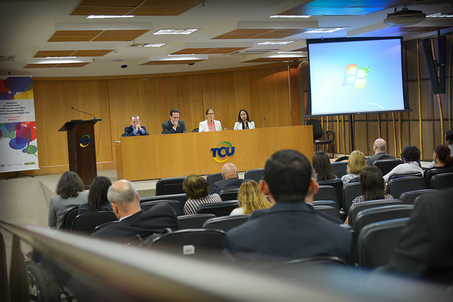 Com lotação em Brasília o salário para o cargo de procurador do TCU é de R$ 28.947,55 (FOTO: Divulgação)