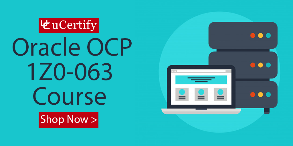 Pass The Oracle 1Z0-047 Certification Exam With The uCertify Course