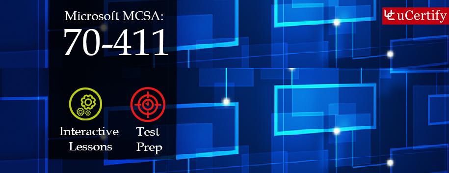 70-411 : MCSA/MCSE - Administering Windows Server 2012 R2