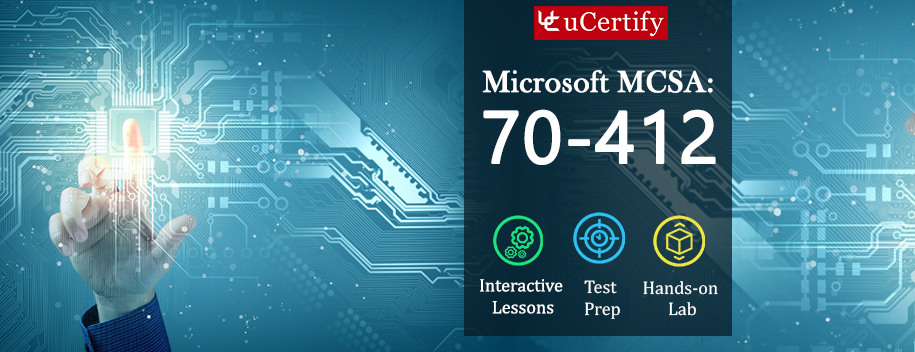 70-412-complete : MCSA/MCSE - Configuring Advanced Windows Server 2012 R2 Services (Course & Lab)