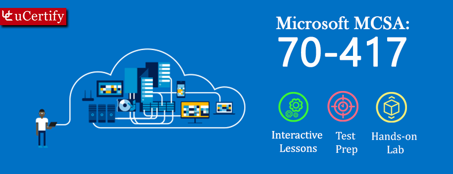 70-417-complete : Upgrading Your Skills to MCSA Windows Server 2012 R2 (Course & Lab)