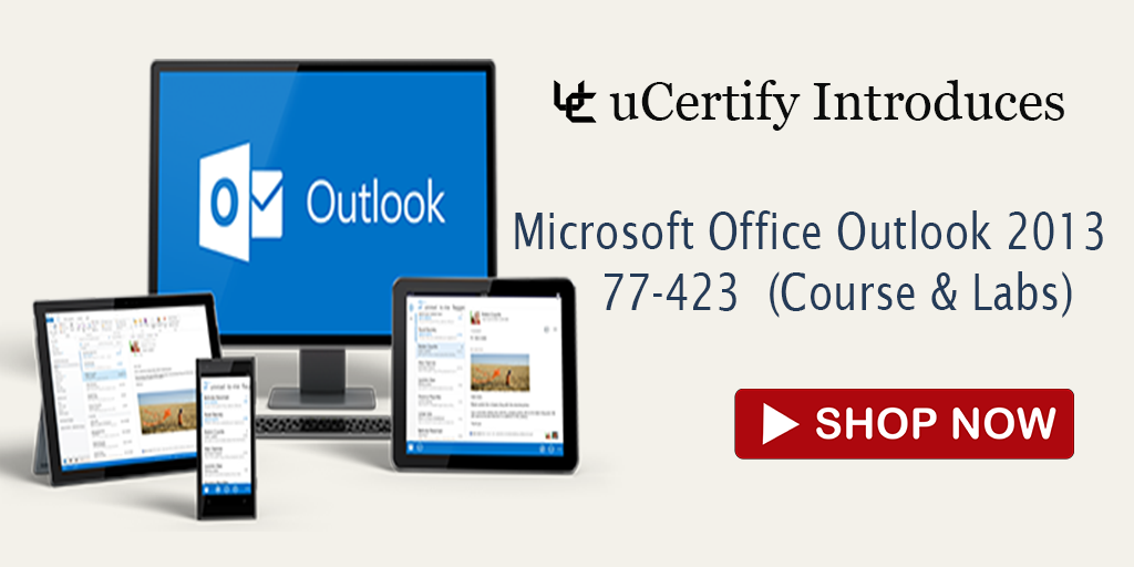 Add To Your Cart Ms Office Outlook 2013 Course Labs Ucertify