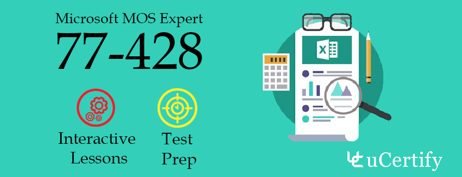 77-428 : MOS: Microsoft Excel 2013 Expert Part 2