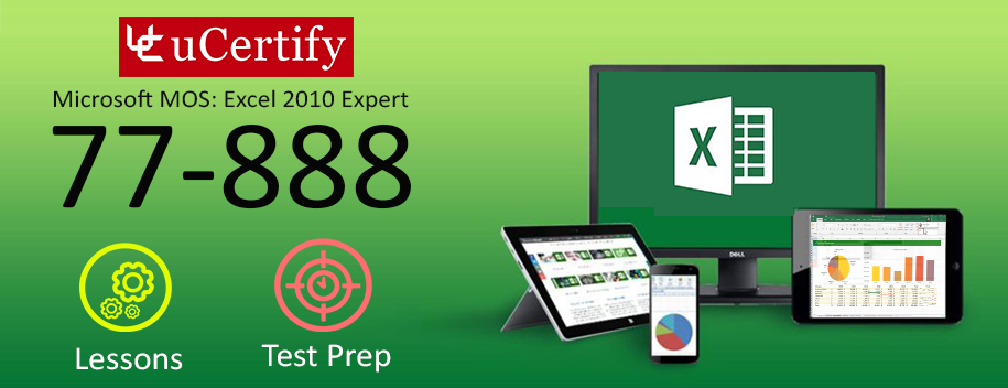 77-888 : MOS: Microsoft Excel 2010 Expert