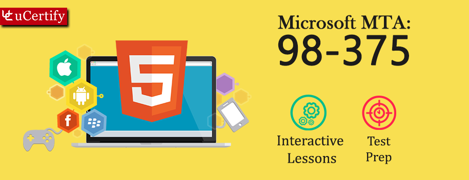 98-375 : HTML5 Application Development Fundamentals