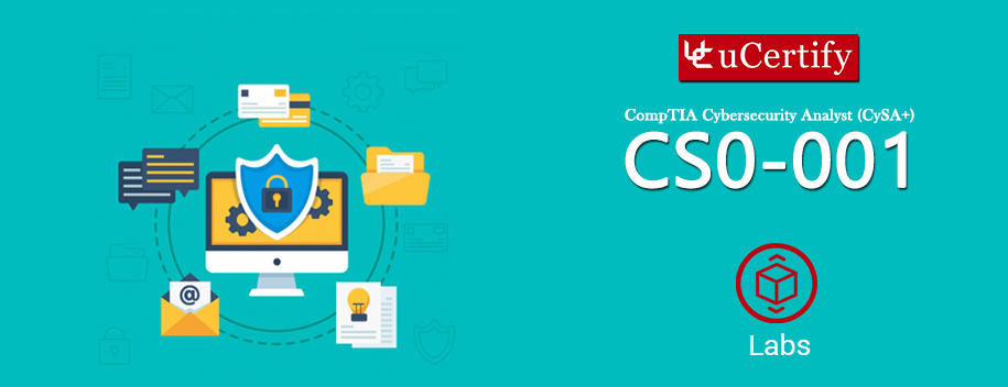 CS0-001-lab : CompTIA Cybersecurity Analyst+ (CySA+)