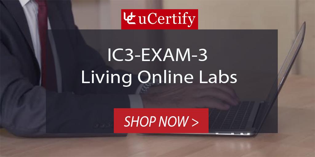 IC3 Exam