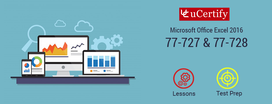 LO-77-727-77-728 : Microsoft Office Excel 2016 (with Expert Exam)