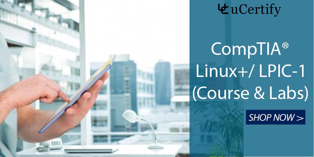 CompTIA® Linux+/LPIC-1 Cert Guide