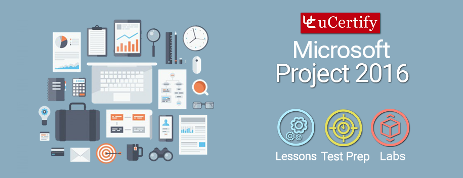 MS-Project-2016 : Managing Projects with Microsoft Project 2016