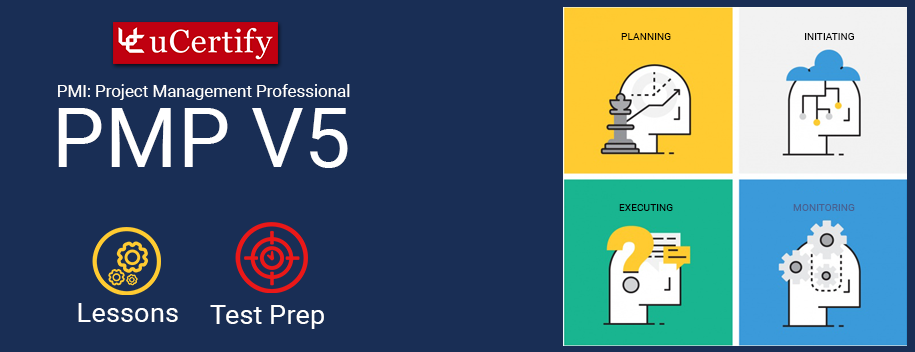 PMP-v5 : PMP<sup>©</sup> Project Management Professional V5 - Course
