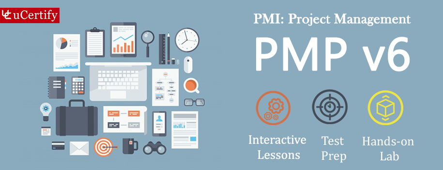 PMP-V6-complete : PMP: Project Management Professional v6 (Course & Labs)
