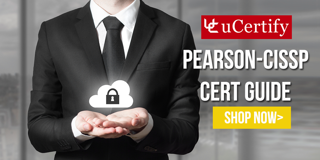 CISSP-Pearson-ucertify