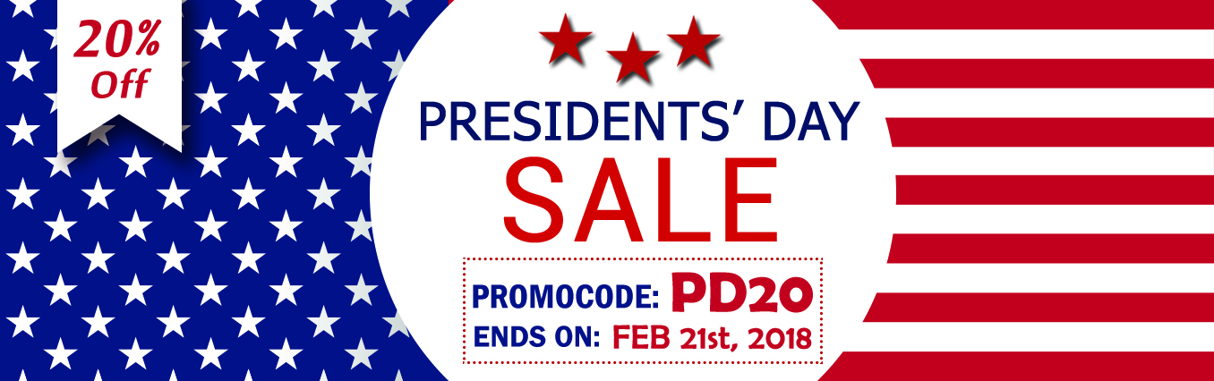 Avail 20% Site-wide Off On uCertify Presidents' Day Sale