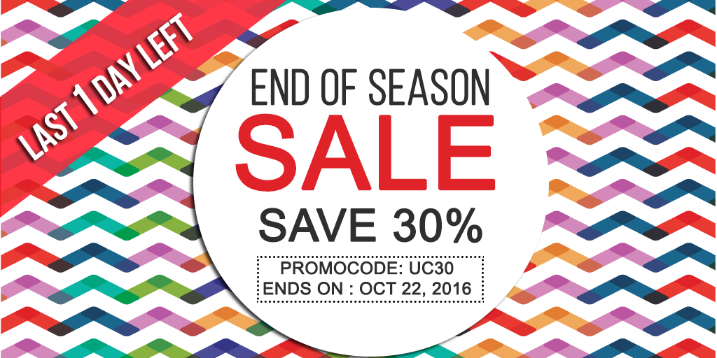 End of Season Sale- uCertify