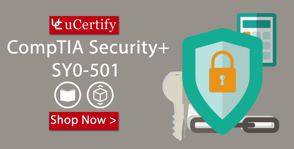 CompTIA Security+ SY0-501 Study Guide: Add To Your Cart