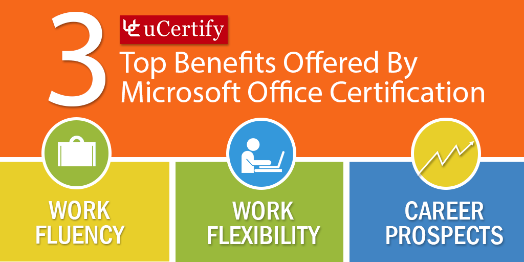 Top 3 Benefits Offered By Microsoft Office Certification