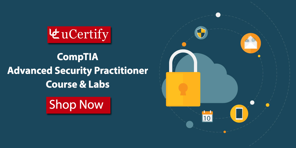 Get The CompTIA CASP CAS-002 Certification uCertify