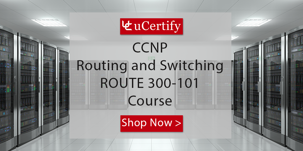 Improve your Pay with the Cisco CCNP ROUTE 300-101 Certification