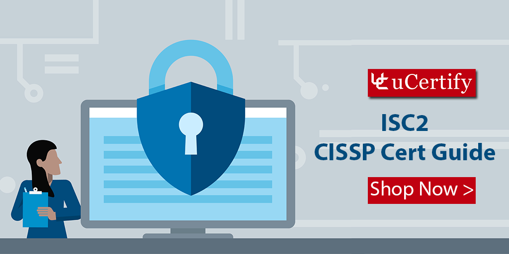 ISC2 CISSP Certification Courses - uCertify